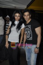 Koena Mitra, Muzammil Ibrahim at Le Soleil Cafe launch in Juhu, Mumbai on 24th Feb 2011 (21).JPG