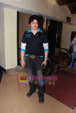 Harry Anand at Naughty @40 first look launch in PVR, Juhu, Mumbai on 25th Feb 2011 (5).JPG