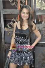 Amrita Arora at the Launch of Suzanne Roshan_s The Charcoal Project in Andheri, Mumbai on 27th Feb 2011 (2).JPG