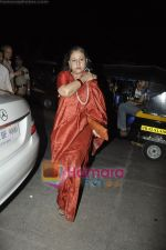 Jaya Bachchan at the Launch of Suzanne Roshan_s The Charcoal Project in Andheri, Mumbai on 27th Feb 2011 (99).JPG