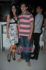 Aditya Narayan, Shweta Agarwal at Sunidhi Chauhan_s dinner party in Andheri on 3rd March 2011 (51).JPG