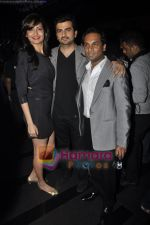 Karishma Tanna at Arctic Vodka launch in Sea Princess on 3rd March 2011 (45).JPG