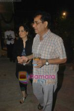 Jagjit Singh at Madhur Bajaj_s bash in Race Course on 4th March 2011 (2).JPG