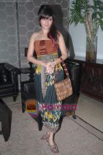 Poonam Gulati at Kanchan Adhikari_s ladies night in Oakwood on 5th March 2011 (2).JPG