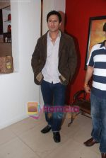 Aryan Vaid on the location of Diary of a Butterfly film in Goregaon on 7th March 2011 (21).JPG