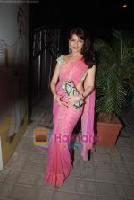Bhagyashree at Anu Ranjan_s women_s day bash in Bistro Gill, Mumbai on 7th March 2011 (2).JPG