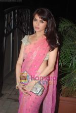 Bhagyashree at Anu Ranjan_s women_s day bash in Bistro Gill, Mumbai on 7th March 2011 (21).JPG