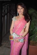 Bhagyashree at Anu Ranjan_s women_s day bash in Bistro Gill, Mumbai on 7th March 2011 (3).JPG