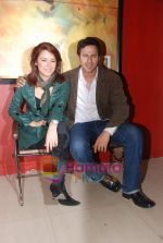 Udita Goswami, Aryan Vaid on the location of Diary of a Butterfly film in Goregaon on 7th March 2011 (9).JPG