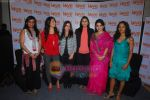 Mini Mathur, Shaina NC, Tannishtha Chatterjee at Big Love CBS channel launch in Novotl on 8th March 2011 (8).JPG