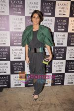 on day 1 Lakme Fashion Week for designer Anamika Khanna in Tote on 10th March 2011 (127).JPG