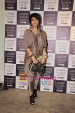 on day 1 Lakme Fashion Week for designer Anamika Khanna in Tote on 10th March 2011 (132).JPG