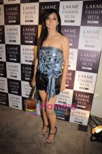 on day 1 Lakme Fashion Week for designer Anamika Khanna in Tote on 10th March 2011 (28).JPG