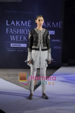 on day 1 Lakme Fashion Week for designer Anamika Khanna in Tote on 10th March 2011 (97).JPG