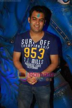 Kapil Sharma at Comedy Circus on location in Andheri on 17th March 2011 (3).JPG