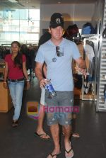 New Zealand criket team snapped shopping at Palladium with their kids n spouse on 19th March 2011 (56).JPG
