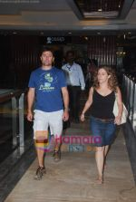 New Zealand criket team snapped shopping at Palladium with their kids n spouse on 19th March 2011 (73).JPG