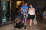 New Zealand criket team snapped shopping at Palladium with their kids n spouse on 19th March 2011 (80).JPG