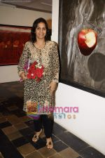 farzana contractor at India Fine Art Event in Kalaghoda on 18th March 2011.JPG