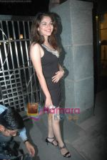 Ridhima Pandit at Kangana_s birthday bash in Santacruz on 22nd March 2011 (2).JPG