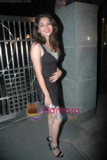 Ridhima Pandit at Kangana_s birthday bash in Santacruz on 22nd March 2011 (3).JPG
