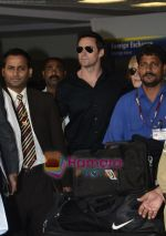 Hugh Jackman (Wolverine)  lands in  International Airport, Mumbai on 24th March 2011 (21).JPG