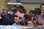 Hugh Jackman (Wolverine)  lands in  International Airport, Mumbai on 24th March 2011 (27).JPG