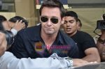 Hugh Jackman (Wolverine)  lands in  International Airport, Mumbai on 24th March 2011 (28).JPG