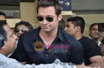 Hugh Jackman (Wolverine)  lands in  International Airport, Mumbai on 24th March 2011 (29).JPG