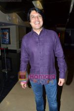 Piyush Jha at Life Goes On film screening in PVR on 24th March 2011 (2).JPG
