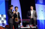 Shahrukh Khan, Hugh Jackman, Karan Johar at FICCI-FRAMES 2011 seminar on 25th March 2011 (6).JPG