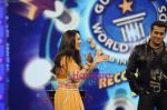 Preity Zinta, Salman Khan on the sets of Guinness World Records in R K Studios on 26th March 2011 (4).JPG