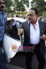 Chhagan Bhujbal leave for Mohali for cricket match on 30th March 2011 (4).JPG