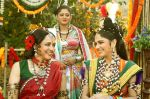 Hema Malini and gracy Singh in the still from movie BARBAREEK-EK MAHADANI YODHA (4).JPG