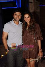 Manav Gohil, Shweta Kawatra at Femina Miss India Bash in Trilogy on 5th April 2011 (65).JPG