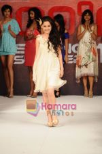 Sanjeeda Sheikh walk for 109 F launch in Mayfair Rooms, Mumbai on 5th April 2011 (2).JPG