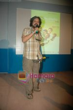 Amole Gupte at the launch of Amole Gupte_s Stanley ka Dabba in Menboob,  Mumbai on 6th April 2011 (38).JPG