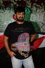 Wajid at the Premiere of Thank you in Chandan, Juhu,Mumbai on 6th April 2011 (2).JPG