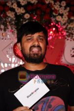 Wajid at the Premiere of Thank you in Chandan, Juhu,Mumbai on 6th April 2011 (33).JPG