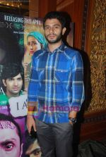 Arjun Mathur at I Am media meet in Sea Princess, Juhu, Mumbai on 8th April 2011 (2).JPG