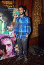 Arjun Mathur at I Am media meet in Sea Princess, Juhu, Mumbai on 8th April 2011.JPG