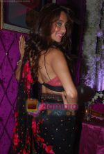 Anusha Dandekar at Shane-Falguni show at Shehnaai 2011 in J W marriott, Juhu, Mumbai on 9th April 2011 (16).JPG
