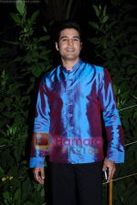 Rajeev Khandelwal on the sets of Soundtrack in Bandra, Mumbai on 9th April 2011 (3).JPG