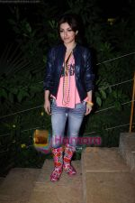 Soha Ali Khan on the sets of Soundtrack in Bandra, Mumbai on 9th April 2011 (3).JPG