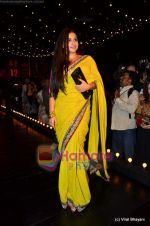 Vidya Balan at Sabyasachi show on Wills Lifestyle India Fashion Week 2011-Day 5 in Delhi on 10th April 2011 (20).JPG
