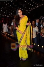 Vidya Balan at Sabyasachi show on Wills Lifestyle India Fashion Week 2011-Day 5 in Delhi on 10th April 2011 (23).JPG