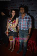 Smiley Suri, Nikhil Dwivedi at Crackers Music Launch in Juhu on 12th April 2011 (4).JPG