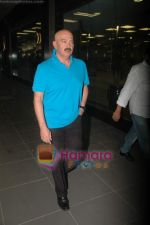 Rakesh Roshan spotted separately at the airport on 14th April 2011 (2).JPG