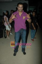 Siddharth Kannan promote Dum Maro Dum film at No Smoking Concert in Chitrakoot Ground on 16th April 2011 (2).JPG