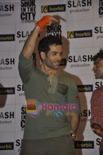 Tusshar Kapoor promote SHor in The City in Inorbit Mall, Malad, Mumbai on 16th April 2011 (3).JPG